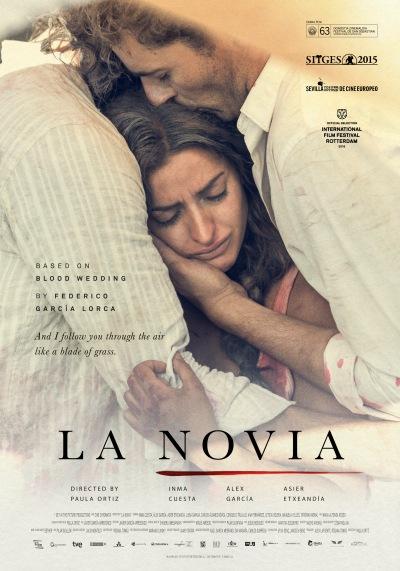 Cartel Internacional de 'La Novia'.