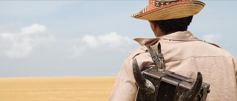 Ciro Guerra rodó su segundo largometraje 'Los Viajes del Viento' en La Guajira.