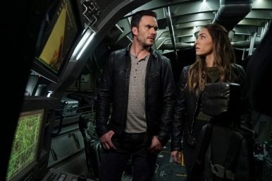 Raba as Joey Gutierrez in MARVEL'S AGENTS OF S.H.I.E.L.D.