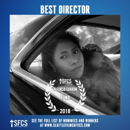 Seattle Film Critics Society - Mejor Director