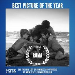 Seattle Film Critics Society -Mejor Película