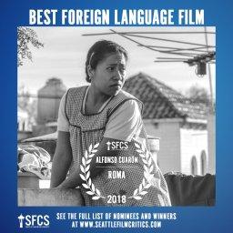 Seattle Film Critics Society - Mejor Película Extranjera