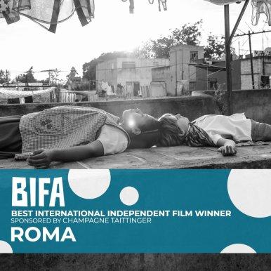 BIFA - Mejor Película Internacional