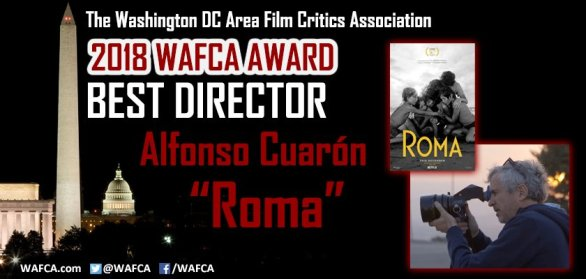 Washington DC Area Film Critics Assoc. - Mejor Director