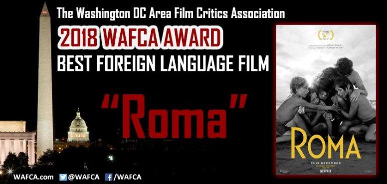 Washington DC Area Film Critics Assoc. - Mejor Película Extranjera