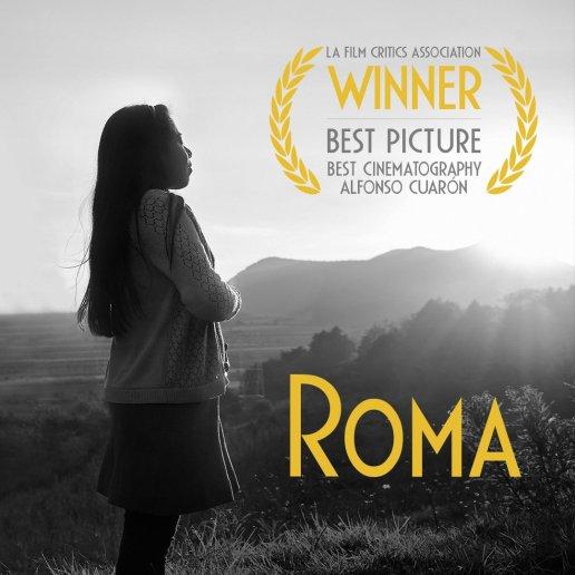 LA Film Critics Association - Mejor Película y Mejor Cinematografía